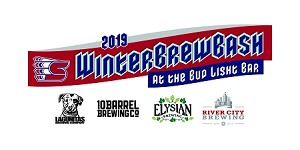 WinterBrewBash at the Bud Light Bar - February 23, 2019